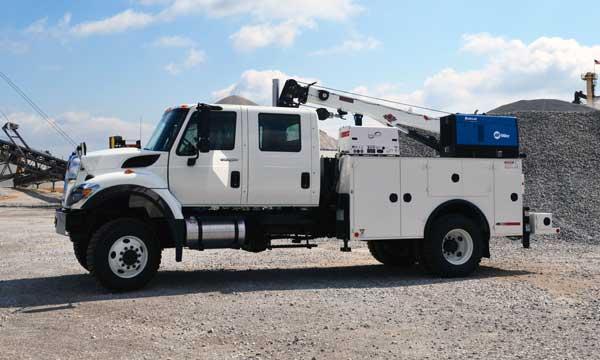40 TM IMT Articulating Crane | QT Equipment