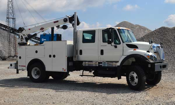 Ford Sioux Falls >> Export Service Truck International 4x4 | QT Equipment