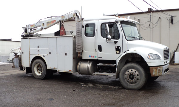 service truck 2007 Freightliner Ext Cab - Y37965