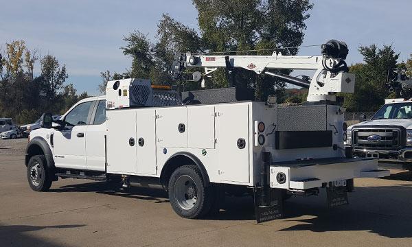 2020 F550 Extended Cab Dominator 1 | QT Equipment