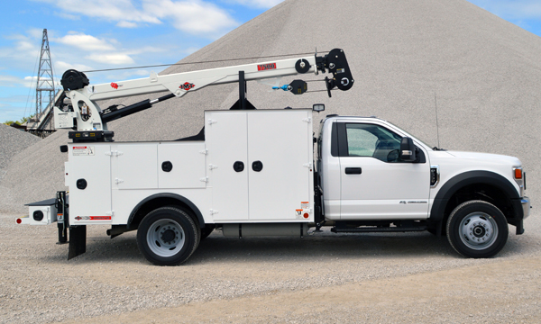 ford f550 service truck