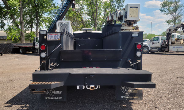 ford f550 service truck for rent