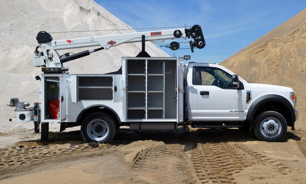 ford f550 service truck for sale