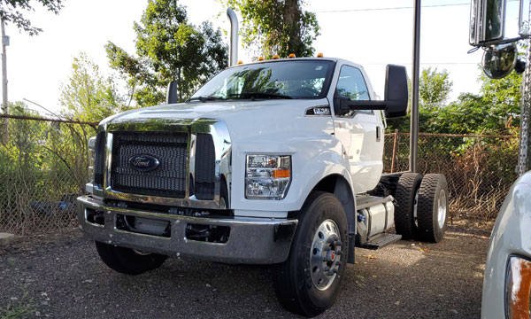 Ford F750 Chassis