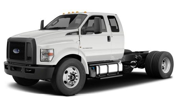 service truck 2019 F750 Ext Cab Service Truck