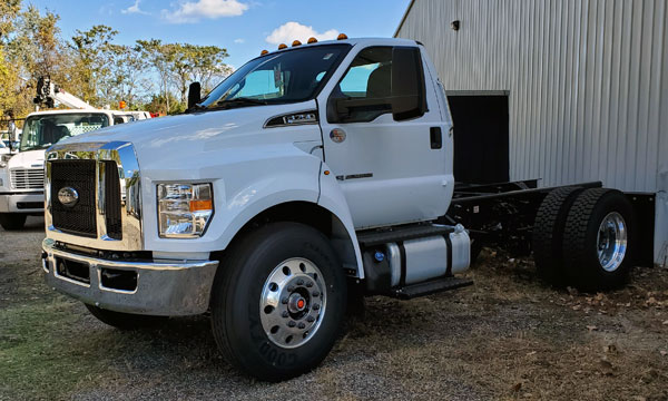 service truck 2019 Ford F750 Service Truck