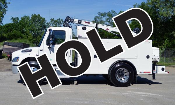 service truck 2018 Freightliner Service Truck