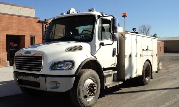 service truck 2005 Freightliner Service Truck