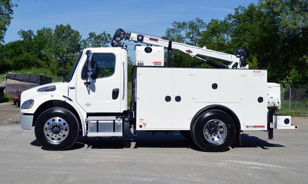 service truck 2020 Freightliner Service Truck