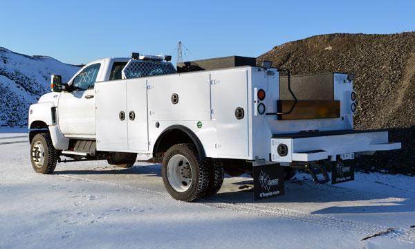 service truck 2020 International CV Service Truck