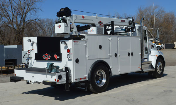 kenworth dominator 2 service truck