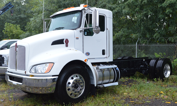 service truck 2019 Kenworth Service Truck, Automatic