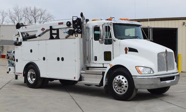 service truck 2020 DOM III Kenworth Service Truck