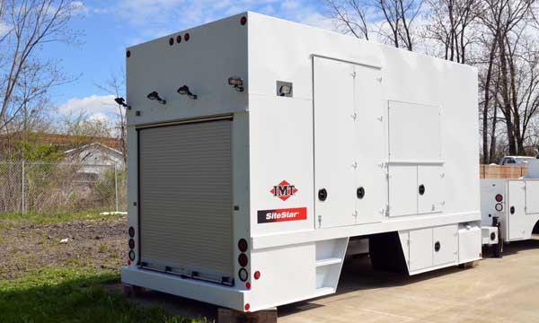 service truck IMT Sitestar Lube Truck