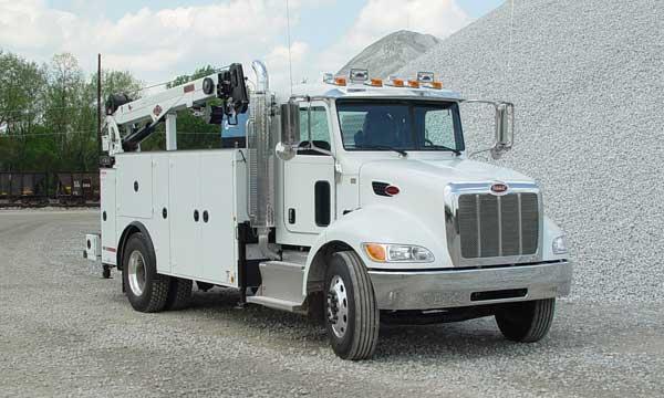 Peterbilt 351 truck Service Manual