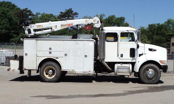 service truck 2007 Peterbilt Service Truck - 731146