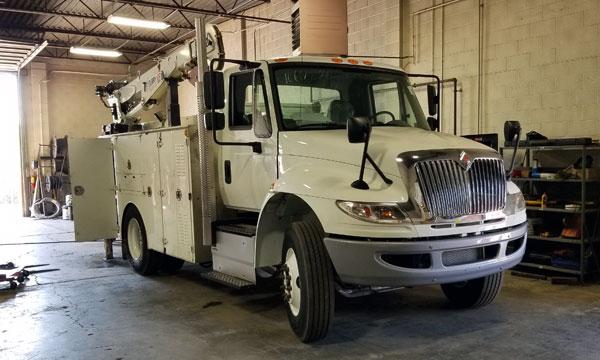 service truck 2016 International Service Truck - 106262