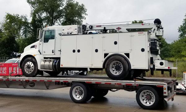 service truck 2018 Kenworth Service Truck - 210424