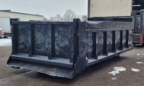 used dump truck body for sale