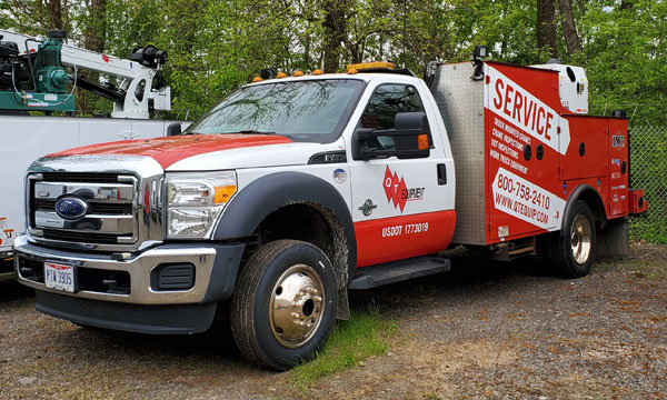service truck Used 2015 Ford F-450 Service Truck - C58930