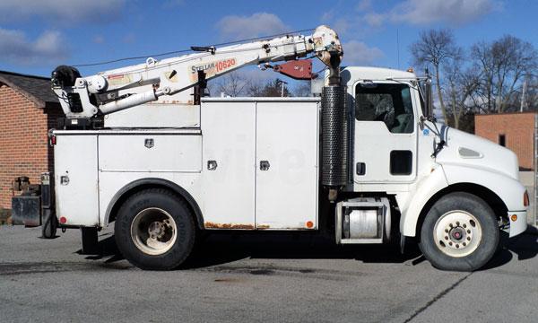 service truck 2006 Kenworth T300 Service Truck
