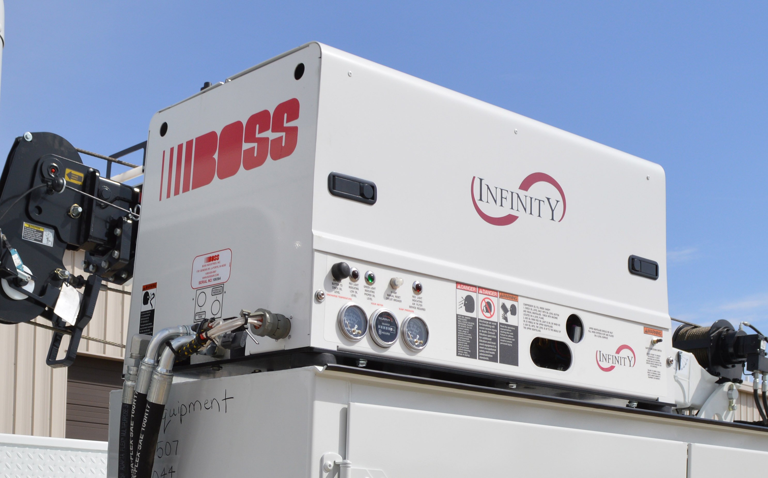 Boss Infinity 60 Air Compressor