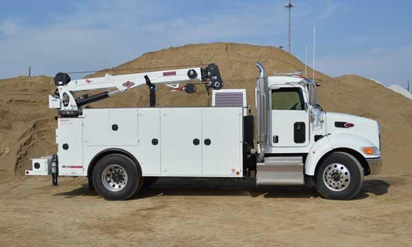 Peterbilt Service Truck