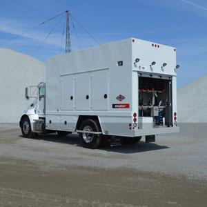 sitestar IMT lube truck