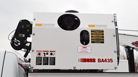 BA435 Compressor