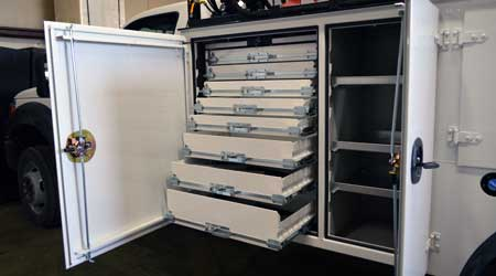 Service Truck Tool Box >> Toolboxes For Service Trucks Qt Equipment